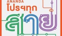 """อนันดาฯ ส่งแคมเปญสุดพิเศษ รับต้นปี """"Ananda โปรฯทุกสาย ลดหนัก จัดเต็ม"""""""