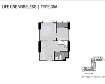 For Sale Down Payment Life One Wireless 1 bedroom