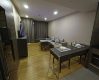.For rent Klass Langsuan 1 bed 45 sqm  brand new