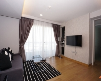 For Rent - The Lumpini 24 - 54 sqm 19 fl. Built-in